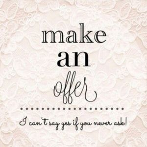 Other - Reasonable Offers Considered! ✨💛